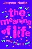 The Meaning of Life: Rachel Riley's (not) DOING IT Diary