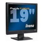 Iiyama ProLite P1904S-B Monitor 19 inch SXGA TFT LCD 1000:1 300cd/m2 1280 x 1024 5ms VGA/DVI (Black)