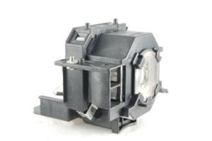 Epson ELPLP42 replacement projector lamp bulb with housing - High quality replacement lamp (Elplp42 Bulb compare prices)