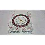 ROULETTE SET DRINKING GAME