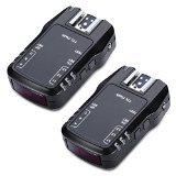 Neewer NW622N FSK 2.4Ghz 7 Channel Wireless i-TTL High Speed Sync Flash Transceiver Trigger and Receiver for Nikon D70 D70S D80 D90 D200 D300 D300S D600 D700 D800; D3000 D3100 D3200; D5000 D5100; D7000 D7100 Cameras, Nikon SB-400 SB-600 SB-700 SB-800 SB-9