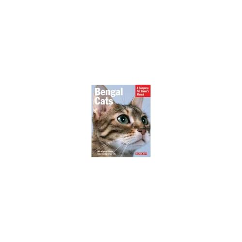 Bengal Cats (Complete Pet Owner's Manual) Dan Rice