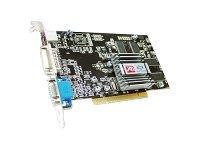 ATI Radeon R7000 64MB DDR PCI DVI/VGA Video Card w/TV-Out(s video to video,tv out,dvi port,vga port,with dvi to hdmi converter,hdmi port graphic card)