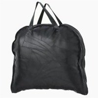 Italian Stone Design Genuine Buffalo Leather Garment Bag