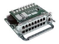 CISCO NM-16ESW Cisco 16-Port 100Mbps Ethernet Switch Cisco NM-16ESW-1GIG Network Module