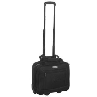 Dunlop Suitcase Laptop Bag Black Laptop Bag