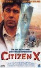 Citizen X [Alemania] [VHS]