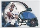 Dan Marino Miami Dolphins (Football Card) 1998 Aurora Face Mask Cel Fusions #11 by Aurora