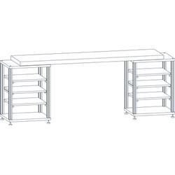Synergy Plankbridge Series (Walnut)