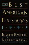 The Best American Essays, 1993 (Best American Essays)