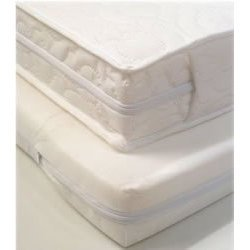 SPRUNG COT BED / TODDLER BED MATTRESS - 140 cm x 69/70 cm by BABYandME