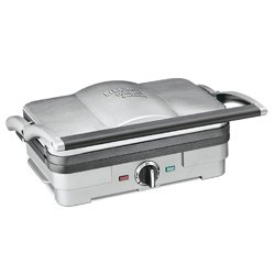 Cuisinart, Griddler Series, Panini Press