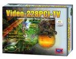 Jaton GeForce FX5200FX PCI TV 128 MB DDR  ( VIDEO-228PCI-TV )
