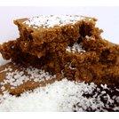 Gluten Free German Chocolate Cookies - 5 GIANT COOKIES!