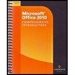 Microsoft Office 2010:comprehensive,..