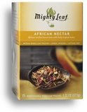 Mighty Leaf Tea Herb Tea, African Nectar, Whole Leaf Pouches, 15 ct