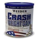 Weider Nutrition Crash Weight Gain Chocolate 600g