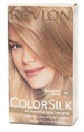 Revlon U-HC-1515 Colorsilk Haircolor No.70 Medium Ash Blonde 7A - 1 Application - Hair Color