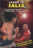 Salsa Dance Instructions on DVD: Learn to Salsa Dance, Volume 2: Intermediate Series!