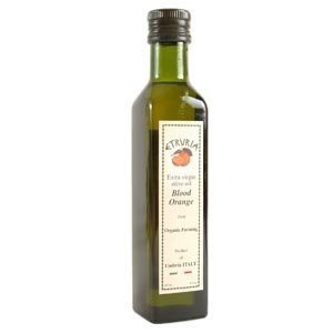 Organic Blood Orange Italian Olive Oil by Etruria