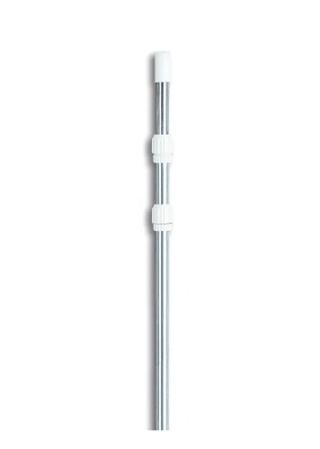 Hydro Tools 8350A Value Pool Pole, 3 Piece, Mill Finish