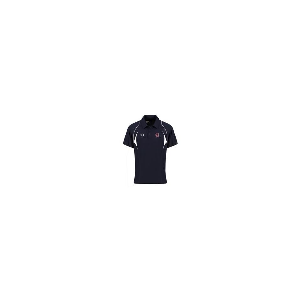 South Carolina Gamecocks Womens Polo Dress Shirt