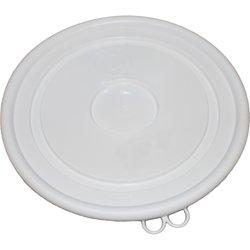 Kunststoffeimer Deckel für Bekaform weiß 5 L passender Deckel für 5 L Verpackungseimer