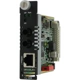 Perle 05051130 C-1000-S2St70 Media Converter 1000B-T-1000B-Zx 2St 1550Nm 70Km front-184929