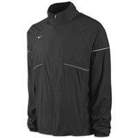 Nike Nike Zoom Running Jacket - Mens - Black/Reflective Silver