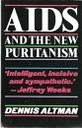 img - for AIDS and the New Puritanism book / textbook / text book