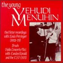 Young Menuhin: The Early Victor Recordings