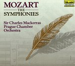 Mozart: The Symphonies cover image