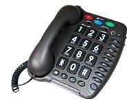 Geemarc Geemarc ApmliPower40 schnurgebundenes Großtastentelefon