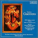 Motets, etc / Ho, Choir of the Church of the Advent
