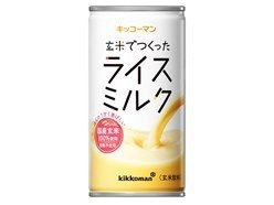 キッコーマン 玄米でつくったライスミルク 国産玄米100%使用 190g×10本