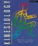 img - for Kinesiology: Scientific Basis of Human Motion 9th Edition by Luttgens, Kathryn (1996) Hardcover book / textbook / text book