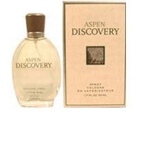 Aspen Discovery for Men Gift Set - 1.0 oz COL Spray + 3.5 oz Hair & Body Wash