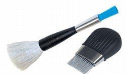 2 PACK ELECTROSTATIC DUSTER AND AIR BRUSH 3-Brush Dash & Vent Kits