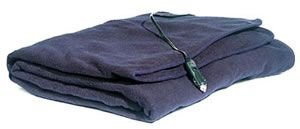 Comfy Cruise 12V Heated Travel Blanket