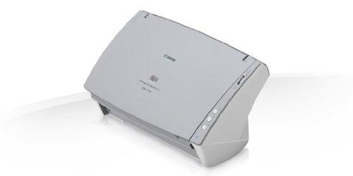 6583B003 - Kompakter Farbscanner, Ultraschallesnsor,, inkl. eCopy PDF Pro Office, ISIS-/Twain-Treiber (Win), CaptureOnTouch, Capture Perfect, BizCard, PaperPort, Omnipage SE, Kofax VRS Basic, High Speed USB 2.0 Schnittstelle/ Dokumentenfeeder für bis zu 50 Seiten DR-C130 DOKUMENTENSCANNER