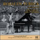 Rosalyn Tureck Plays Bach:  The Great...