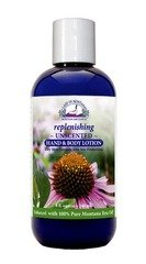 Replenishing Unscented Lotion Laid In Montana 8 Oz Lotion