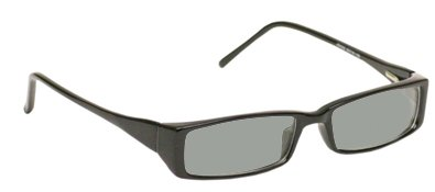 Night Driving Glasses with Light Grey Polarized Lenses