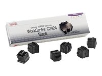 Xerox Solid Ink Sticks Black Workcentre 6 Pack