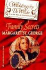 Family Secrets, MARGARET ST. GEORGE