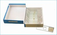 Microscope Slides :: Prepared Animal Biology Slides Set of 12 by Science Supply Solutions