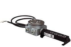"4 Watt Led Light Fixtures For Hazardous Location Illumination - 6.5"" Low Voltage Light Fixture (-Neu"