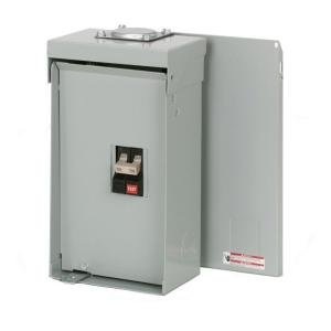 Cutler Hammer Ch50Spa Spa 4 Circuit Panel 50 Amp 120/240V