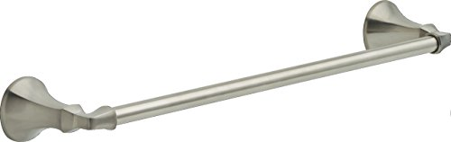 Delta 76418-SS Ashlyn Towel Bar, 18″, Stainless Steel (Delta Towel Bar Stainless Steel compare prices)