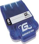 1MB Memory Card - Blue/Silver